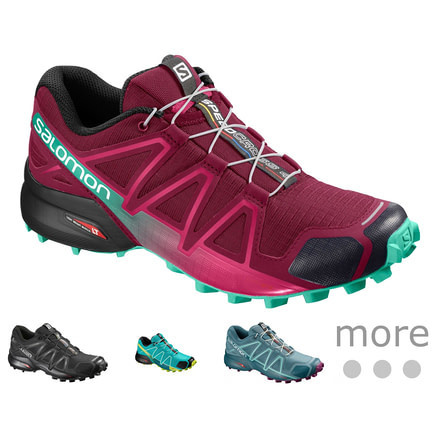 Salomon Speedcross 4 Trail Running Shoe Women's