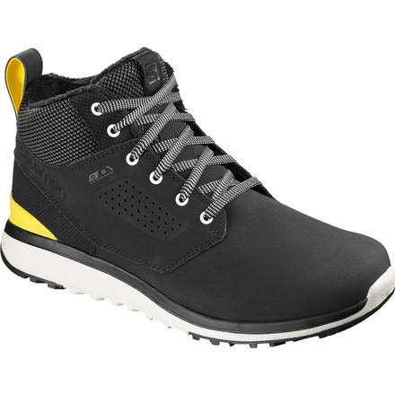 Salomon Utility Freeze Cs Waterproof Winter Boots Mens