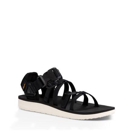 Teva Women/'s Alp Premier Polyester Webbing Upper Sandals Black 1015182
