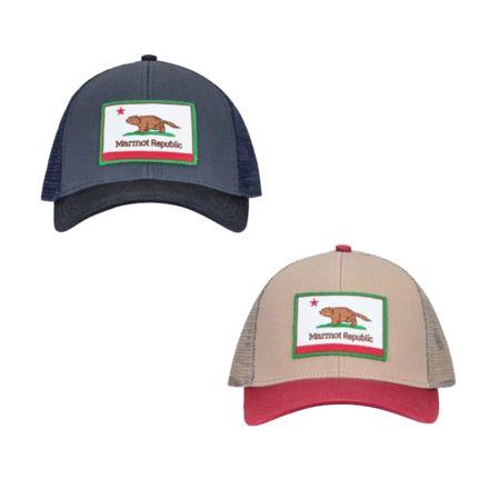 277090667e406 Marmot Republic Trucker Cap - Mens — CampSaver