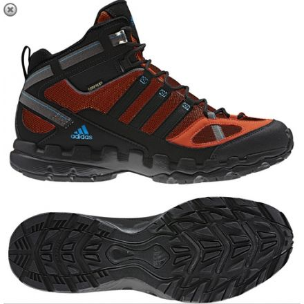 info for 1fd5d 723f0 Adidas Outdoor AX 1 Mid GTX Boot - Men s-8 US-High Energy