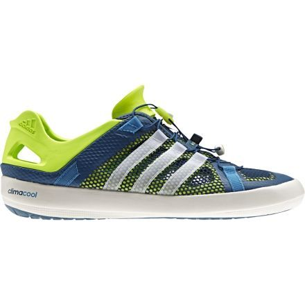 grossiste 06209 bd275 Adidas Outdoor Climacool Boat Breeze Watersport Shoe - Mens ...