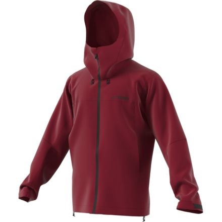 3c842133c7 Adidas Outdoor Swift Rain Jacket - Men's — CampSaver