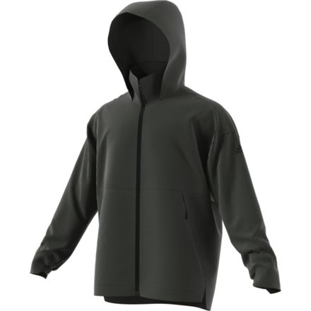 Outlet Adidas Men's Outdoor Urban Climaproof Rain Jacket
