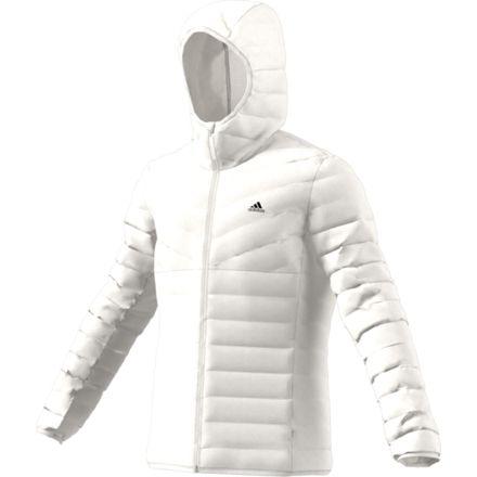 ef9bcd920c Adidas Outdoor Varilite Soft 3-Stripe Hooded Jacket - Men's