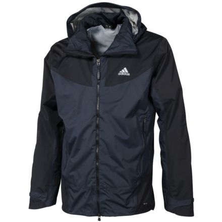 c384a9c3510fd Adidas Outdoor Hiking 2-Layer Hybrid CPS Jacket - Men s — CampSaver