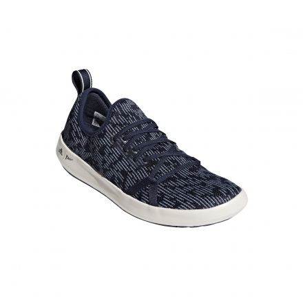 Mens Terrex Climacool parley Boat Shoe (14 - Trace Blue/Raw