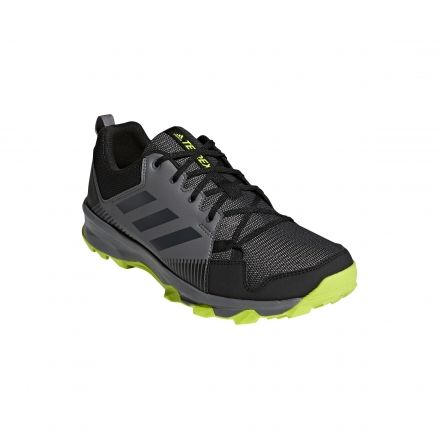 Adidas Terrex Tracerocker Men's Outdoor Hiking Trail Trekking Shoes Black CM7636