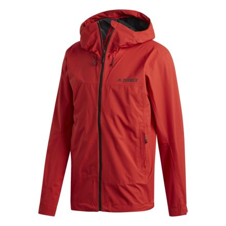 25d7e862d1 Adidas Outdoor Swift Rain Jackets - Men's — CampSaver