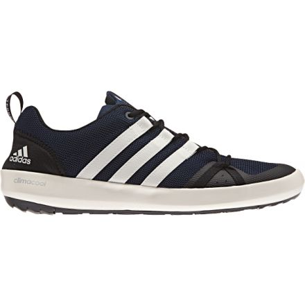 0b7f1e940306 Adidas Outdoor Terrex Climacool Boat Lace Watersport Shoe - Men s-Col Navy  White