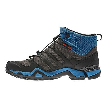 205f5b219 Adidas Outdoor Terrex Fast R Mid GTX Hiking Boot - Mens — CampSaver