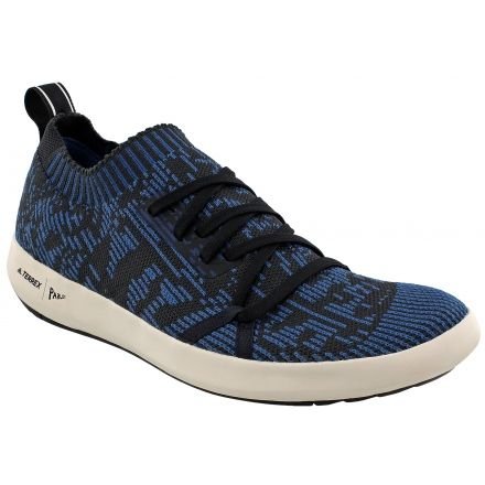 b82c9d6c93c Adidas Outdoor Terrex Parley Climacool Boat Watersport Shoe - Men s-Core  Blue Core Black