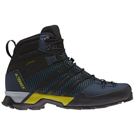 ffa5ec67f7e58a Adidas Outdoor Terrex Scope High GTX Approach Boot - Men s-Core Blue Blk