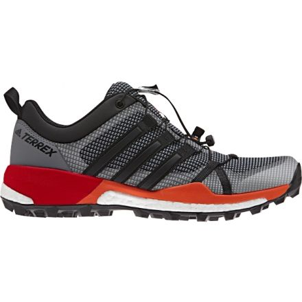 adidas Outdoor Terrex Skychaser Trail Running Shoes-Men's size 13 Grey