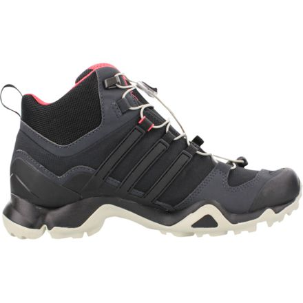 quality design 3b09b 30312 Adidas Outdoor Terrex Swift R Mid GTX Hiking Boot - Women s-Grey Black