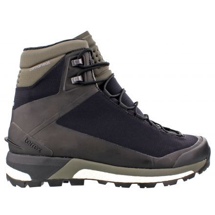 more photos 52dcd b9459 Adidas Outdoor Terrex Tracefinder Winter Boot - Men s-Black  Grey White-Medium