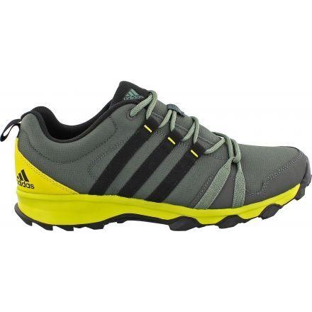 08cf983127d44 Adidas Outdoor Tracerocker Trail Running Shoe - Men s-Utility  Ivy Black Unity Lime