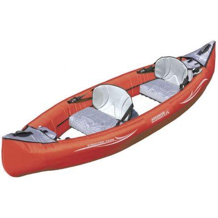 Advanced Elements Straitedge Canoe - Gray — CampSaver