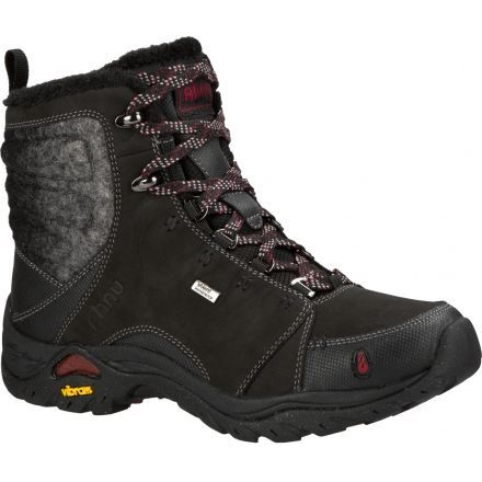 963740c2b1db Ahnu Montara Luxe Waterproof Hiking Boot - Women s 1012889BLK-060 ...
