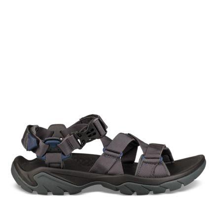 916406c511 Ahnu Terra FI 5 Sport Sandal - Mens, Dark Shadow, 7, 1099441-
