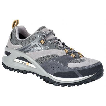 54f4572bc53 Aku Fastalpina GTX Hiking Shoe - Mens-Grey--10 US — CampSaver