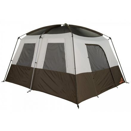 Alps Mountaineering C& Creek Two-Room Tent - 6 Person 3 Season  sc 1 st  C&Saver.com & Alps Mountaineering Camp Creek Two-Room Tent - 6 Person 3 Season ...