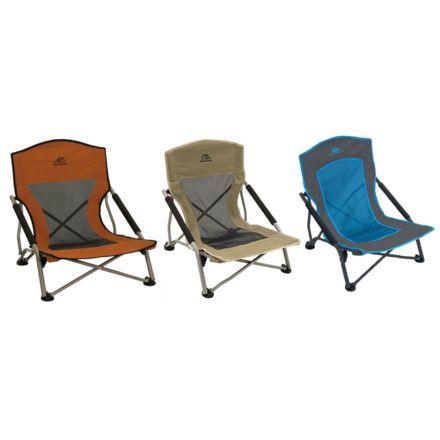Alps Mountaineering Rendezvous Khaki 600D Chair