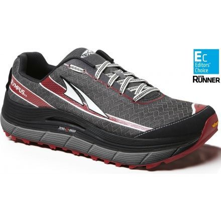 wholesale dealer 9df80 4fae0 Altra Olympus 2.0 Trail Running Shoe - Mens — CampSaver