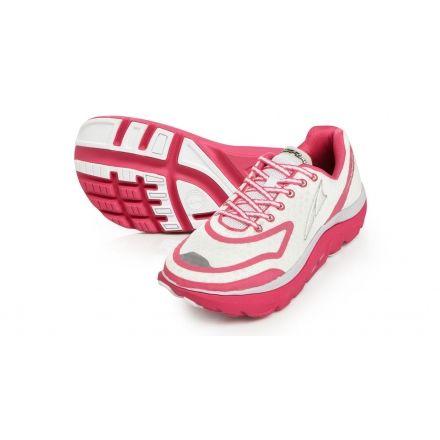 bb013237c5 Altra Paradigm Trail Running Shoe - Women's-White/Pink-Medium-7.5 US