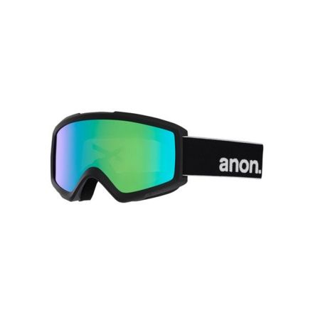 27f516989c7b Anon Helix 2.0 Sonar Goggle and Spare Lens w  Sonar Green