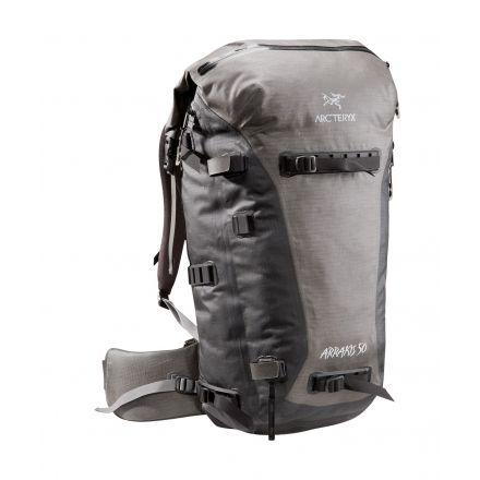 4b43132da05 Arc'teryx Arrakis 50L Backpack-Blackbird-Regular