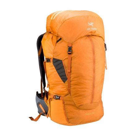 7f90ee66341 Arc'teryx Axios 50L Backpack-Copper-Regular
