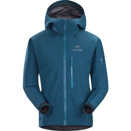 8d603a50950 Arc'teryx Alpha FL Jacket - Men's with Free S&H — CampSaver