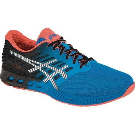 Asics Fuzex 80 Zapatos Para Hombre Azul / Blanco Que Se Ejecutan ECIka
