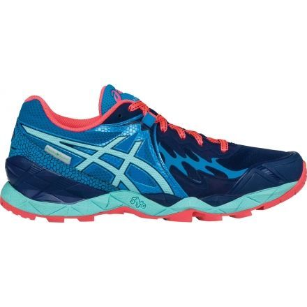 91844aad19e9 Asics Gel-Fuji Endurance Trail Running Shoe - Women s-Indigo Blue Aqua
