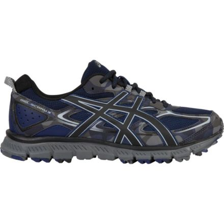 classic fit 9fd67 c4098 Asics Gel-Scram 3 Trail Running Shoe - Men's — CampSaver