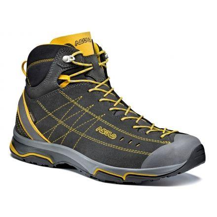3b99571a734 Asolo NUCLEON MID GV Hiking Shoe - Mens