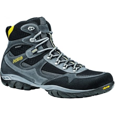 Asolo Reston WP Hiking Boot - Mens — CampSaver 2ca8d534a
