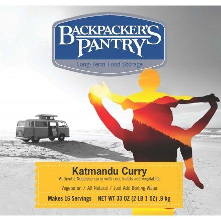 Backpackers Pantry Katmandu Curry Bulk Campsaver