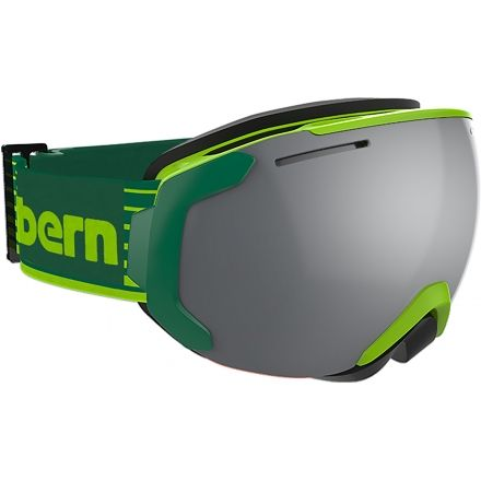 9cef8c6ba93 Bern Jackson Goggles - Men s-Green Retro-Grey Light Mirror