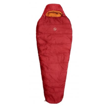 Agnes Atlantic Point 30 Sleeping Bag Synthetic Clearance Red Regular Left