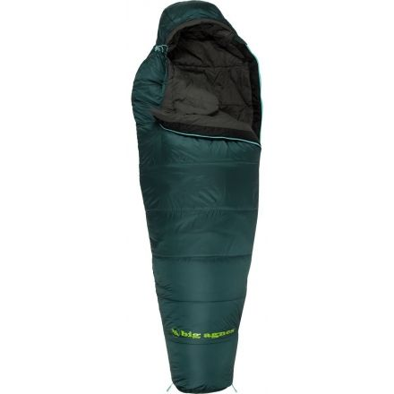 Agnes Bench Mark 0 Sleeping Bag Synthetic Clearance Green Long Left