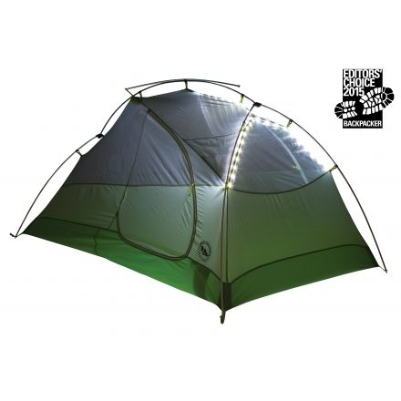 Big Agnes Rattlesnake SL 2 mtnGLO Tent-Gray/Plum  sc 1 st  C&Saver.com & Big Agnes Rattlesnake SL 2 mtnGLO Tent u2014 CampSaver