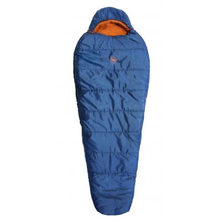 Agnes Whalen 20 Sleeping Bag Synthetic Clearance Blue Long Left