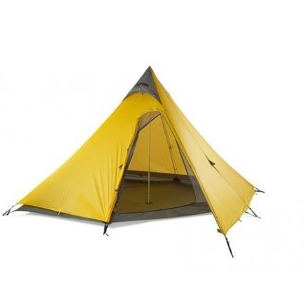 Big Agnes Yahmonite Tent 3 Person 3 Season-Yellow  sc 1 st  C&Saver.com & Big Agnes Yahmonite Tent 3 Person 3 Season u2014 CampSaver