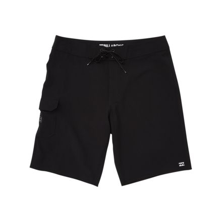 d86d534215 Billabong All Day Pro - Swim Shorts - Mens, Black, 28, M135TBAD-