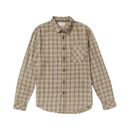 Billabong Freemont Plaid Flannel Shirt Men S Up To 43 Off