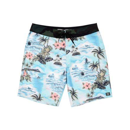 677e229926 Billabong Sundays Airlite - Swim Shorts - Mens, Mint, 28, M103TBSU-MNT
