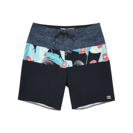 2ab01557be Billabong Tribong Pro - Swim Shorts - Mens, Black, 28, M120TBTB-BLK