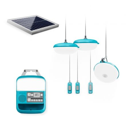 BioLite SolarHome System 620 SHX1101 with Free S&H — CampSaver on